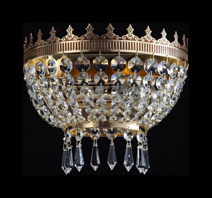 Фото Накладной светильник Maytoni Diamant 3 B500-WB1-G