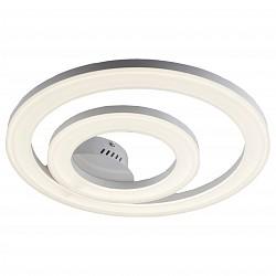 Накладной светильник IDLampСветодиодные<br>Артикул - ID_408_2PF-LEDWhite,Бренд - IDLamp (Италия),Коллекция - Rut,Гарантия, месяцы - 24,Высота, мм - 80,Диаметр, мм - 500,Тип лампы - светодиодная [LED],Общее кол-во ламп - 2,Напряжение питания лампы, В - 220,Максимальная мощность лампы, Вт - 26,Лампы в комплекте - светодиодные [LED],Цвет плафонов и подвесок - белый,Тип поверхности плафонов - матовый,Материал плафонов и подвесок - акрил,Цвет арматуры - белый,Тип поверхности арматуры - матовый,Материал арматуры - металл,Возможность подлючения диммера - нельзя,Класс электробезопасности - I,Общая мощность, Вт - 52,Степень пылевлагозащиты, IP - 20,Диапазон рабочих температур - комнатная температура,Дополнительные параметры - способ крепления светильника к потолку - на монтажной пластине<br>