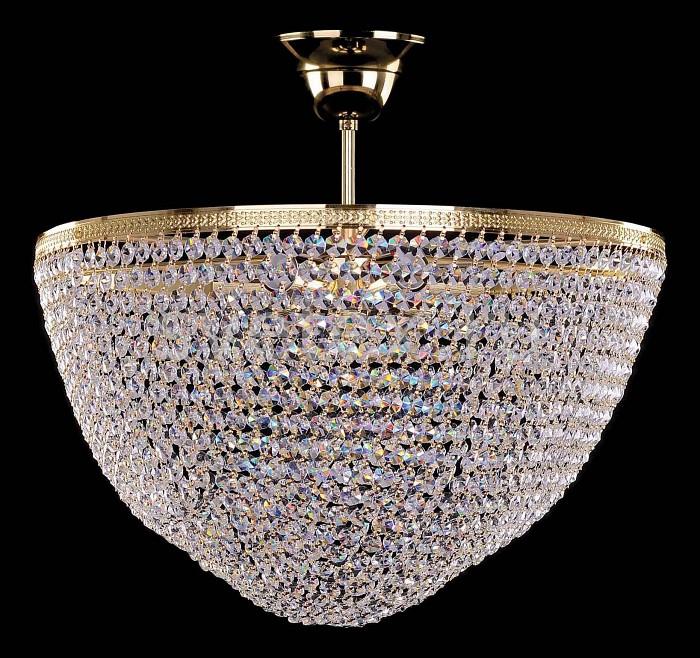 Фото Люстра на штанге Bohemia Ivele Crystal 1925 1925/45Z/G