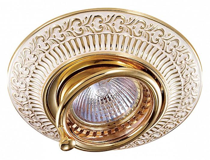 Фото Встраиваемый светильник Novotech Vintage 370016