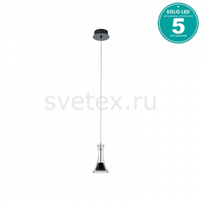 Подвесной светильник EgloСветодиодные<br>Артикул - EG_93794,Бренд - Eglo (Австрия),Коллекция - Musero,Гарантия, месяцы - 60,Время изготовления, дней - 1,Высота, мм - 1100,Диаметр, мм - 130,Тип лампы - светодиодная [LED],Общее кол-во ламп - 1,Напряжение питания лампы, В - 220,Максимальная мощность лампы, Вт - 7.24,Цвет лампы - белый теплый,Лампы в комплекте - светодиодная [LED],Цвет плафонов и подвесок - неокрашенный, черный,Тип поверхности плафонов - матовый, прозрачный,Материал плафонов и подвесок - металл, стекло,Цвет арматуры - черный,Тип поверхности арматуры - матовый,Материал арматуры - сталь,Количество плафонов - 1,Возможность подлючения диммера - нельзя,Цветовая температура, K - 2700 K,Световой поток, лм - 510,Экономичнее лампы накаливания - в 6, 9 раз,Светоотдача, лм/Вт - 70,Класс электробезопасности - II,Степень пылевлагозащиты, IP - 20,Диапазон рабочих температур - комнатная температура<br>