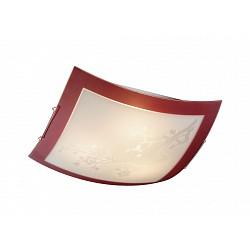 Накладной светильник SonexКвадратные<br>Артикул - SN_2146,Бренд - Sonex (Россия),Коллекция - Sakura,Гарантия, месяцы - 24,Тип лампы - компактная люминесцентная [КЛЛ] ИЛИнакаливания ИЛИсветодиодная [LED],Общее кол-во ламп - 2,Напряжение питания лампы, В - 220,Максимальная мощность лампы, Вт - 100,Лампы в комплекте - отсутствуют,Цвет плафонов и подвесок - белый с рисунком и коричневой каймой,Тип поверхности плафонов - матовый,Материал плафонов и подвесок - стекло,Цвет арматуры - хром,Тип поверхности арматуры - глянцевый,Материал арматуры - металл,Возможность подлючения диммера - можно, если установить лампу накаливания,Тип цоколя лампы - E27,Класс электробезопасности - I,Общая мощность, Вт - 200,Степень пылевлагозащиты, IP - 20,Диапазон рабочих температур - комнатная температура<br>