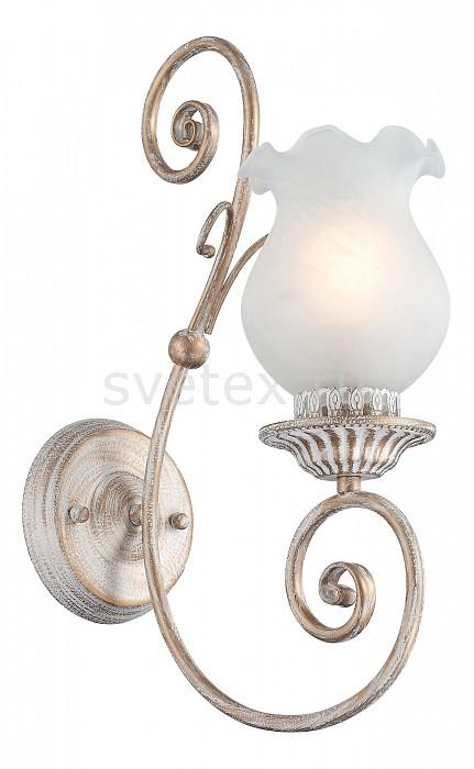 Бра ST-LuceНастенные светильники<br>Артикул - SL220.201.01,Бренд - ST-Luce (Китай),Коллекция - Ninfea,Гарантия, месяцы - 24,Ширина, мм - 125,Высота, мм - 429,Выступ, мм - 275,Размер упаковки, мм - 1170x630x470,Тип лампы - компактная люминесцентная [КЛЛ] ИЛИнакаливания ИЛИсветодиодная [LED],Общее кол-во ламп - 1,Напряжение питания лампы, В - 220,Максимальная мощность лампы, Вт - 40,Лампы в комплекте - отсутствуют,Цвет плафонов и подвесок - белый,Тип поверхности плафонов - матовый,Материал плафонов и подвесок - стекло,Цвет арматуры - слоновая кость с золотой патиной,Тип поверхности арматуры - матовый, рельефный,Материал арматуры - металл,Количество плафонов - 1,Возможность подлючения диммера - можно, если установить лампу накаливания,Тип цоколя лампы - E14,Класс электробезопасности - I,Степень пылевлагозащиты, IP - 20,Диапазон рабочих температур - комнатная температура,Дополнительные параметры - способ крепления светильника на стене – на монтажной пластине, светильник предназначен для использования со скрытой проводкой<br>