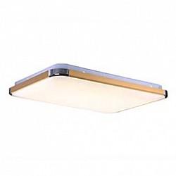 Накладной светильник Kink LightСветодиодные<br>Артикул - KL_07963,Бренд - Kink Light (Китай),Коллекция - Флат,Гарантия, месяцы - 24,Высота, мм - 100,Тип лампы - светодиодная [LED],Общее кол-во ламп - 1,Максимальная мощность лампы, Вт - 36,Лампы в комплекте - светодиодная [LED],Цвет плафонов и подвесок - белый,Тип поверхности плафонов - матовый,Материал плафонов и подвесок - акрил,Цвет арматуры - хром,Тип поверхности арматуры - глянцевый,Материал арматуры - дюралюминий,Количество плафонов - 1,Класс электробезопасности - I,Степень пылевлагозащиты, IP - 20,Диапазон рабочих температур - комнатная температура,Дополнительные параметры - способ крепления светильника к потолку - на монтажной пластине<br>