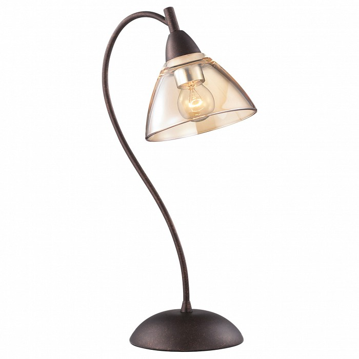 Фото Настольная лампа Odeon Light E14 220В 40Вт Treves 2625/1T