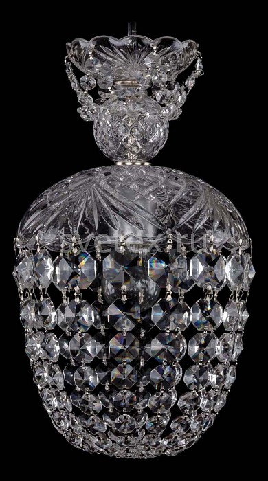 Фото Подвесной светильник Bohemia Ivele Crystal 7710 7710/22/Ni