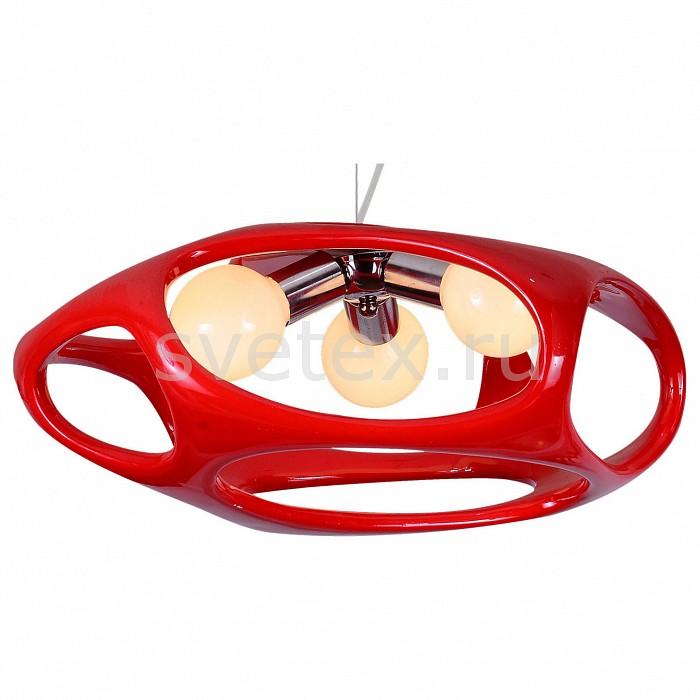 Подвесной светильник LussoleСветодиодные<br>Артикул - LSP-0214,Бренд - Lussole (Италия),Коллекция - LSP-02,Гарантия, месяцы - 24,Время изготовления, дней - 1,Высота, мм - 1200,Диаметр, мм - 350,Тип лампы - компактная люминесцентная [КЛЛ] ИЛИнакаливания ИЛИсветодиодная [LED],Общее кол-во ламп - 3,Напряжение питания лампы, В - 220,Максимальная мощность лампы, Вт - 60,Лампы в комплекте - отсутствуют,Цвет плафонов и подвесок - белый, красный,Тип поверхности плафонов - глянцевый,Материал плафонов и подвесок - текстиль,Цвет арматуры - хром,Тип поверхности арматуры - глянцевый,Материал арматуры - металл,Количество плафонов - 1,Возможность подлючения диммера - можно, если установить лампу накаливания,Тип цоколя лампы - E27,Класс электробезопасности - I,Общая мощность, Вт - 180,Степень пылевлагозащиты, IP - 20,Диапазон рабочих температур - комнатная температура,Дополнительные параметры - регулируется по высоте,  способ крепления светильника к потолку – на монтажной пластине<br>