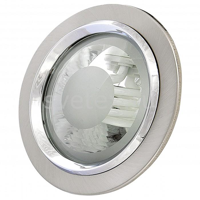 Встраиваемый светильник LightstarСветильники<br>Артикул - LS_213115,Бренд - Lightstar (Италия),Коллекция - Pento,Гарантия, месяцы - 24,Время изготовления, дней - 1,Высота, мм - 100,Выступ, мм - 5,Глубина, мм - 95,Диаметр, мм - 150,Размер врезного отверстия, мм - 110,Тип лампы - компактная люминесцентная [КЛЛ] ИЛИсветодиодная [LED],Общее кол-во ламп - 2,Напряжение питания лампы, В - 220,Максимальная мощность лампы, Вт - 15,Лампы в комплекте - отсутствуют,Цвет плафонов и подвесок - неокрашенный,Тип поверхности плафонов - прозрачный,Материал плафонов и подвесок - стекло,Цвет арматуры - никель,Тип поверхности арматуры - глянцевый,Материал арматуры - металл,Количество плафонов - 1,Возможность подлючения диммера - нельзя,Тип цоколя лампы - E27,Экономичнее лампы накаливания - в 5 раз,Класс электробезопасности - I,Общая мощность, Вт - 30,Степень пылевлагозащиты, IP - 20,Диапазон рабочих температур - комнатная температура<br>