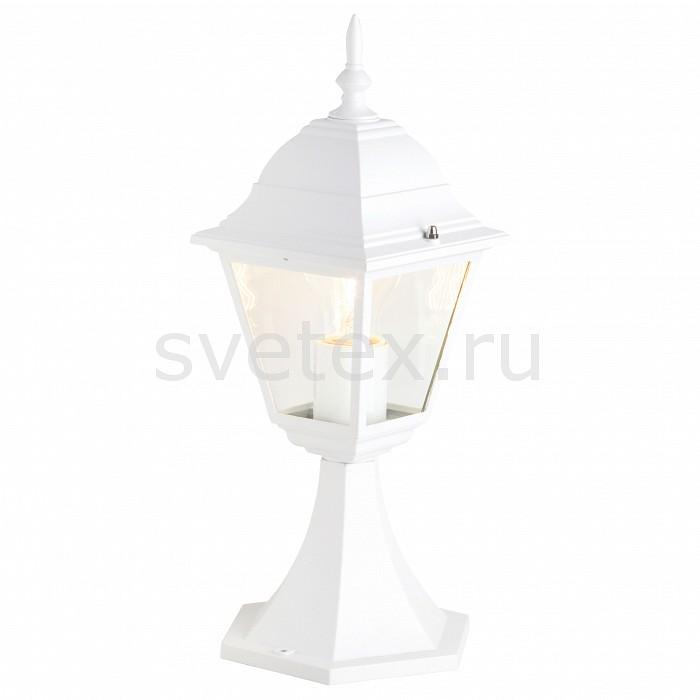 Наземный низкий светильник BrilliantСветильники<br>Артикул - BT_44284_05,Бренд - Brilliant (Германия),Коллекция - Newport,Гарантия, месяцы - 24,Высота, мм - 410,Диаметр, мм - 130,Тип лампы - компактная люминесцентная [КЛЛ] ИЛИнакаливания ИЛИсветодиодная [LED],Общее кол-во ламп - 1,Напряжение питания лампы, В - 220,Максимальная мощность лампы, Вт - 60,Лампы в комплекте - отсутствуют,Цвет плафонов и подвесок - неокрашенный,Тип поверхности плафонов - прозрачный, рельефный,Материал плафонов и подвесок - стекло,Цвет арматуры - белый,Тип поверхности арматуры - матовый,Материал арматуры - металл,Количество плафонов - 1,Тип цоколя лампы - E27,Класс электробезопасности - I,Степень пылевлагозащиты, IP - 23,Диапазон рабочих температур - от -40^C до +40^C,Дополнительные параметры - стиль Тиффани<br>
