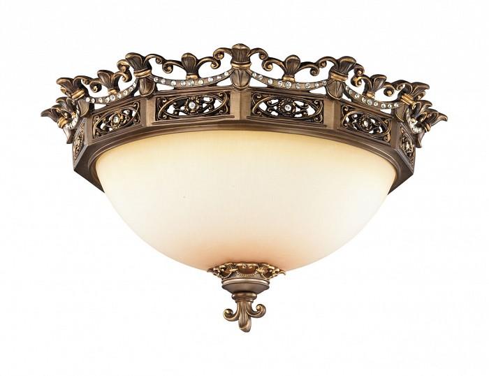 Фото Накладной светильник Odeon Light Varza 2430/3C