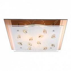 Накладной светильник GloboКвадратные<br>Артикул - GB_40412-3,Бренд - Globo (Австрия),Коллекция - Ayana,Гарантия, месяцы - 24,Высота, мм - 85,Тип лампы - компактная люминесцентная [КЛЛ] ИЛИнакаливания ИЛИсветодиодная [LED],Общее кол-во ламп - 3,Напряжение питания лампы, В - 230,Максимальная мощность лампы, Вт - 40,Лампы в комплекте - отсутствуют,Цвет плафонов и подвесок - белый с рисунком, шампань,Тип поверхности плафонов - матовый, прозрачный,Материал плафонов и подвесок - стекло, хрусталь K5,Цвет арматуры - хром,Тип поверхности арматуры - глянцевый,Материал арматуры - металл,Количество плафонов - 1,Возможность подлючения диммера - нельзя,Тип цоколя лампы - E27,Класс электробезопасности - I,Общая мощность, Вт - 120,Степень пылевлагозащиты, IP - 20,Диапазон рабочих температур - комнатная температура<br>