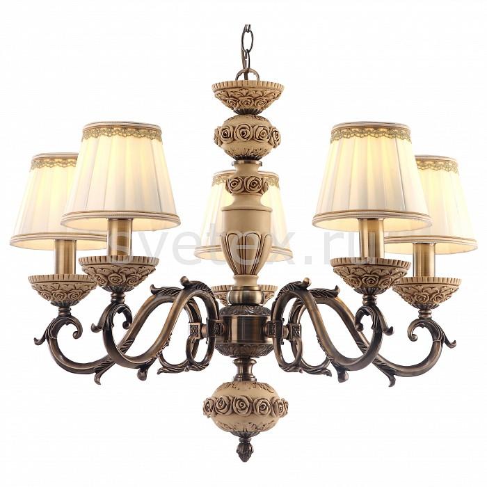 Фото Подвесная люстра Arte Lamp Cherish A9575LM-5AB