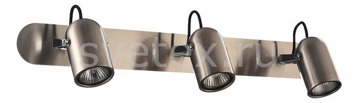 Спот MaytoniСпоты<br>Артикул - MY_ECO311-03-N,Бренд - Maytoni (Германия),Коллекция - Alcor,Гарантия, месяцы - 24,Длина, мм - 570,Ширина, мм - 65,Выступ, мм - 125,Тип лампы - галогеновая ИЛИсветодиодная [LED],Общее кол-во ламп - 3,Напряжение питания лампы, В - 220,Максимальная мощность лампы, Вт - 50,Лампы в комплекте - отсутствуют,Цвет плафонов и подвесок - никель,Тип поверхности плафонов - матовый,Материал плафонов и подвесок - металл,Цвет арматуры - никель,Тип поверхности арматуры - матовый,Материал арматуры - металл,Количество плафонов - 3,Возможность подлючения диммера - можно, если установить галогеновую лампу,Форма и тип колбы - полусферическая с рефлектором,Тип цоколя лампы - GU10,Класс электробезопасности - I,Общая мощность, Вт - 150,Степень пылевлагозащиты, IP - 20,Диапазон рабочих температур - комнатная температура,Дополнительные параметры - поворотный светильник<br>