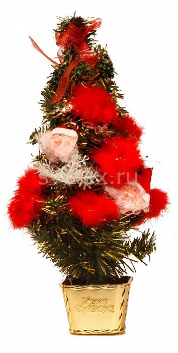 Ели новогодние СибимЕли новогодние<br>Артикул - SB_IT2_45_ZOL,Бренд - Сибим (Россия),Коллекция - Ель с украшениями,Время изготовления, дней - 1,Высота, мм - 450,Высота - 45 см,Цвет - красный, золотой, темно-зеленый,Материал - ПВХ<br>