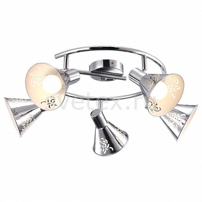 Спот Arte LampСпоты<br>Артикул - AR_A5218PL-5CC,Бренд - Arte Lamp (Италия),Коллекция - Cono,Гарантия, месяцы - 24,Выступ, мм - 220,Диаметр, мм - 650,Размер упаковки, мм - 390x390x170,Тип лампы - компактная люминесцентная [КЛЛ] ИЛИнакаливания ИЛИсветодиодная [LED],Общее кол-во ламп - 5,Напряжение питания лампы, В - 220,Максимальная мощность лампы, Вт - 40,Лампы в комплекте - отсутствуют,Цвет плафонов и подвесок - хром,Тип поверхности плафонов - глянцевый,Материал плафонов и подвесок - металл,Цвет арматуры - хром,Тип поверхности арматуры - глянцевый,Материал арматуры - металл,Количество плафонов - 5,Возможность подлючения диммера - можно, если установить лампу накаливания,Тип цоколя лампы - E14,Класс электробезопасности - I,Общая мощность, Вт - 200,Степень пылевлагозащиты, IP - 20,Диапазон рабочих температур - комнатная температура,Дополнительные параметры - способ крепления светильника к потолку и стене – на монтажной пластине, поворотный светильник<br>