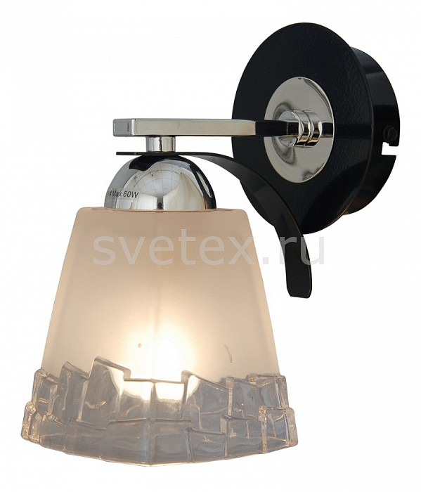 Бра SilverLightНастенные светильники<br>Артикул - SL_703.49.1,Бренд - SilverLight (Франция),Коллекция - Montenegro,Гарантия, месяцы - 24,Ширина, мм - 100,Высота, мм - 170,Выступ, мм - 160,Тип лампы - компактная люминесцентная [КЛЛ] ИЛИнакаливания ИЛИсветодиодная [LED],Общее кол-во ламп - 1,Напряжение питания лампы, В - 220,Максимальная мощность лампы, Вт - 60,Лампы в комплекте - отсутствуют,Цвет плафонов и подвесок - белый с каймой,Тип поверхности плафонов - матовый,Материал плафонов и подвесок - стекло,Цвет арматуры - хром, черный,Тип поверхности арматуры - глянцевый, матовый,Материал арматуры - металл,Количество плафонов - 1,Возможность подлючения диммера - можно, если установить лампу накаливания,Тип цоколя лампы - E14,Класс электробезопасности - I,Степень пылевлагозащиты, IP - 20,Диапазон рабочих температур - комнатная температура,Дополнительные параметры - светильник предназначен для использования со скрытой проводкой, способ крепления на стене - на монтажной пластине<br>