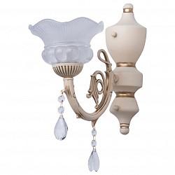 Бра MW-LightС 1 лампой<br>Артикул - MW_482022301,Бренд - MW-Light (Германия),Коллекция - Селена 5,Гарантия, месяцы - 24,Высота, мм - 220,Тип лампы - компактная люминесцентная [КЛЛ] ИЛИнакаливания ИЛИсветодиодная [LED],Общее кол-во ламп - 1,Напряжение питания лампы, В - 220,Максимальная мощность лампы, Вт - 60,Лампы в комплекте - отсутствуют,Цвет плафонов и подвесок - неокрашенный,Тип поверхности плафонов - матовый, рельефный,Материал плафонов и подвесок - стекло, хрусталь,Цвет арматуры - слоновая кость,Тип поверхности арматуры - матовый, рельефный,Материал арматуры - металл,Возможность подлючения диммера - можно, если установить лампу накаливания,Тип цоколя лампы - E14,Класс электробезопасности - I,Степень пылевлагозащиты, IP - 20,Диапазон рабочих температур - комнатная температура,Дополнительные параметры - способ крепления светильника на стене – на монтажной пластине, светильник предназначен для использования со скрытой проводкой<br>