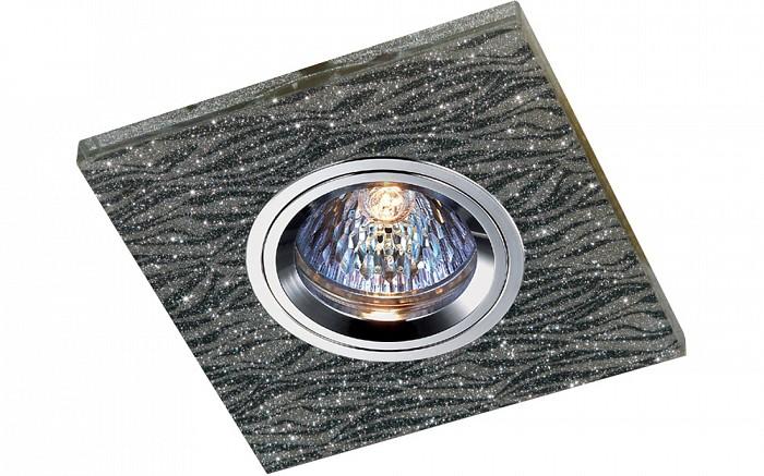 Встраиваемый светильник NovotechСветильники для натяжных потолков<br>Артикул - NV_369908,Бренд - Novotech (Венгрия),Коллекция - Shikku,Гарантия, месяцы - 24,Время изготовления, дней - 1,Длина, мм - 10,Ширина, мм - 10,Выступ, мм - 13,Глубина, мм - 15,Размер врезного отверстия, мм - 60,Тип лампы - галогеновая ИЛИсветодиодная [LED],Общее кол-во ламп - 1,Напряжение питания лампы, В - 12,Максимальная мощность лампы, Вт - 50,Цвет лампы - белый теплый,Лампы в комплекте - отсутствуют,Цвет арматуры - хром с серым узором,Тип поверхности арматуры - глянцевый, матовый,Материал арматуры - алюминиевый сплав,Количество плафонов - 1,Возможность подлючения диммера - можно, если установить галогеновую лампу и подключить трансформатор 12 В с возможностью диммирования,Необходимые компоненты - трансформатор 12 В,Компоненты, входящие в комплект - нет,Форма и тип колбы - полусферическая с рефлектором,Тип цоколя лампы - GX5.3,Цветовая температура, K - 2800 - 3200 K,Экономичнее лампы накаливания - на 50%,Класс электробезопасности - III,Напряжение питания, В - 220,Общая мощность, Вт - 50,Степень пылевлагозащиты, IP - 20,Диапазон рабочих температур - комнатная температура,Дополнительные параметры - электрохимическая полировка арматуры<br>