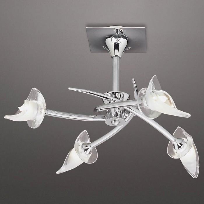 Люстра на штанге MantraЛюстры<br>Артикул - MN_0305,Бренд - Mantra (Испания),Коллекция - Flavia,Гарантия, месяцы - 24,Время изготовления, дней - 1,Высота, мм - 340,Диаметр, мм - 540,Тип лампы - галогеновая,Общее кол-во ламп - 4,Напряжение питания лампы, В - 220,Максимальная мощность лампы, Вт - 40,Цвет лампы - белый теплый,Лампы в комплекте - галогеновые G9,Цвет плафонов и подвесок - неокрашенный,Тип поверхности плафонов - прозрачный,Материал плафонов и подвесок - стекло,Цвет арматуры - хром,Тип поверхности арматуры - глянцевый,Материал арматуры - металл,Количество плафонов - 4,Возможность подлючения диммера - можно,Форма и тип колбы - пальчиковая,Тип цоколя лампы - G9,Цветовая температура, K - 2800 - 3200 K,Экономичнее лампы накаливания - на 50%,Класс электробезопасности - I,Общая мощность, Вт - 160,Степень пылевлагозащиты, IP - 20,Диапазон рабочих температур - комнатная температура<br>