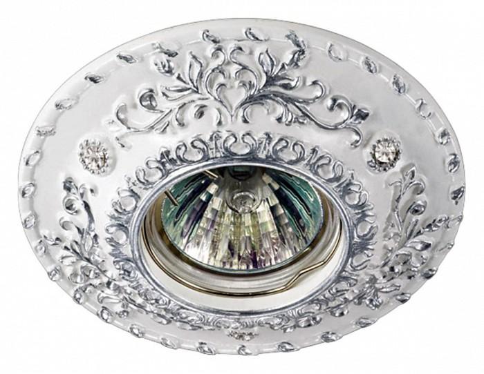 Встраиваемый светильник NovotechВстраиваемые светильники<br>Артикул - NV_370092,Бренд - Novotech (Венгрия),Коллекция - Pattern,Гарантия, месяцы - 24,Время изготовления, дней - 1,Глубина, мм - 17,Диаметр, мм - 115,Размер врезного отверстия, мм - 65,Тип лампы - галогеновая ИЛИсветодиодная [LED],Общее кол-во ламп - 1,Напряжение питания лампы, В - 12,Максимальная мощность лампы, Вт - 50,Лампы в комплекте - отсутствуют,Цвет арматуры - белый, хром,Тип поверхности арматуры - глянцевый, рельефный,Материал арматуры - камень песчаник,Необходимые компоненты - трансформатор 12В,Компоненты, входящие в комплект - нет,Форма и тип колбы - полусферическая с рефлектором,Тип цоколя лампы - GX5.3,Класс электробезопасности - III,Напряжение питания, В - 220,Степень пылевлагозащиты, IP - 20,Диапазон рабочих температур - комнатная температура<br>