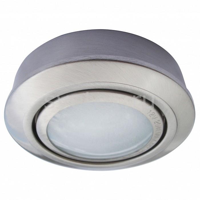 Фото Комплект из 3 встраиваемых светильников Arte Lamp Topic A2123PL-3SS