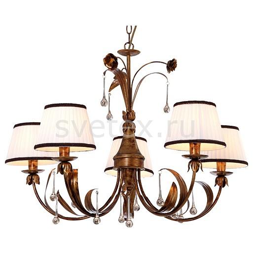 Фото Подвесная люстра Arte Lamp Borgia A8100LM-5GA