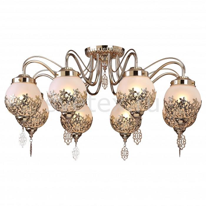 Фото Потолочная люстра Arte Lamp Moroccana A4552PL-8GO
