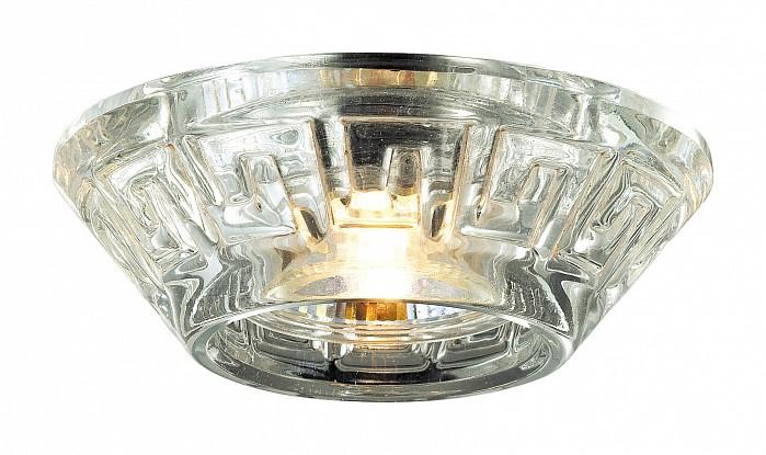 Встраиваемый светильник NovotechХрустальные<br>Артикул - NV_369547,Бренд - Novotech (Венгрия),Коллекция - Cliff,Гарантия, месяцы - 24,Время изготовления, дней - 1,Глубина, мм - 38,Диаметр, мм - 110,Размер врезного отверстия, мм - 60,Тип лампы - галогеновая ИЛИсветодиодная [LED],Общее кол-во ламп - 1,Напряжение питания лампы, В - 12,Максимальная мощность лампы, Вт - 50,Лампы в комплекте - отсутствуют,Цвет плафонов и подвесок - неокрашенный,Тип поверхности плафонов - прозрачный, рельефный,Материал плафонов и подвесок - хрусталь,Цвет арматуры - хром,Тип поверхности арматуры - глянцевый,Материал арматуры - алюминиевое литье,Количество плафонов - 1,Возможность подлючения диммера - можно, если установить галогеновую лампу,Форма и тип колбы - полусферическая с рефлектором ИЛИполусферическая с радиатором,Тип цоколя лампы - GX5.3,Экономичнее лампы накаливания - на 50%,Класс электробезопасности - I,Напряжение питания, В - 220,Степень пылевлагозащиты, IP - 20,Диапазон рабочих температур - комнатная температура,Дополнительные параметры - возможна установка лампы GX5.3 (MR-16) на 12 В с подключением через трансформатор 12 В<br>