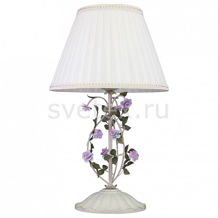 Настольная лампа LightstarС абажуром<br>Артикул - LS_785910,Бренд - Lightstar (Италия),Коллекция - Aiola,Гарантия, месяцы - 24,Высота, мм - 510,Диаметр, мм - 310,Тип лампы - компактная люминесцентная [КЛЛ] ИЛИнакаливания ИЛИсветодиодная [LED],Общее кол-во ламп - 1,Напряжение питания лампы, В - 220,Максимальная мощность лампы, Вт - 40,Лампы в комплекте - отсутствуют,Цвет плафонов и подвесок - белый,Тип поверхности плафонов - матовый,Материал плафонов и подвесок - текстиль,Цвет арматуры - белый, зеленый, сиреневы,Тип поверхности арматуры - матовый,Материал арматуры - металл,Количество плафонов - 1,Наличие выключателя, диммера или пульта ДУ - выключатель на проводе,Компоненты, входящие в комплект - провод электропитания с вилкой без заземления,Тип цоколя лампы - E14,Класс электробезопасности - II,Степень пылевлагозащиты, IP - 20,Диапазон рабочих температур - комнатная температура<br>
