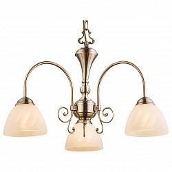 Подвесная люстра GloboНе более 4 ламп<br>Артикул - GB_69012-3H,Бренд - Globo (Австрия),Коллекция - Tialda I,Гарантия, месяцы - 24,Высота, мм - 950,Диаметр, мм - 600,Тип лампы - компактная люминесцентная [КЛЛ] ИЛИнакаливания ИЛИсветодиодная [LED],Общее кол-во ламп - 3,Напряжение питания лампы, В - 220,Максимальная мощность лампы, Вт - 60,Лампы в комплекте - отсутствуют,Цвет плафонов и подвесок - белый полосатый,Тип поверхности плафонов - матовый,Материал плафонов и подвесок - стекло,Цвет арматуры - бронза,Тип поверхности арматуры - матовый,Материал арматуры - металл,Количество плафонов - 3,Возможность подлючения диммера - можно, если установить лампу накаливания,Тип цоколя лампы - E14,Класс электробезопасности - I,Общая мощность, Вт - 180,Степень пылевлагозащиты, IP - 20,Диапазон рабочих температур - комнатная температура,Дополнительные параметры - регулируется по высоте, способ крепления светильника к потолку – на крюке<br>