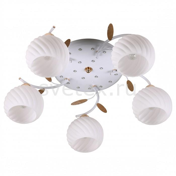 Потолочная люстра IDLampСветодиодные<br>Артикул - ID_821_5PF-LEDWhitegold,Бренд - IDLamp (Италия),Коллекция - 821,Гарантия, месяцы - 24,Время изготовления, дней - 1,Высота, мм - 190,Диаметр, мм - 610,Тип лампы - компактная люминесцентная [КЛЛ] ИЛИнакаливания ИЛИсветодиодная [LED],Общее кол-во ламп - 5,Напряжение питания лампы, В - 220,Максимальная мощность лампы, Вт - 60,Лампы в комплекте - отсутствуют,Цвет плафонов и подвесок - белый,Тип поверхности плафонов - матовый, рельефный,Материал плафонов и подвесок - стекло,Цвет арматуры - белый, золото,Тип поверхности арматуры - матовый,Материал арматуры - металл,Количество плафонов - 5,Возможность подлючения диммера - можно, если установить лампу накаливания,Тип цоколя лампы - E27,Общая мощность, Вт - 300,Степень пылевлагозащиты, IP - 20,Диапазон рабочих температур - комнатная температура,Дополнительные параметры - светильник декорирован светодиодами<br>