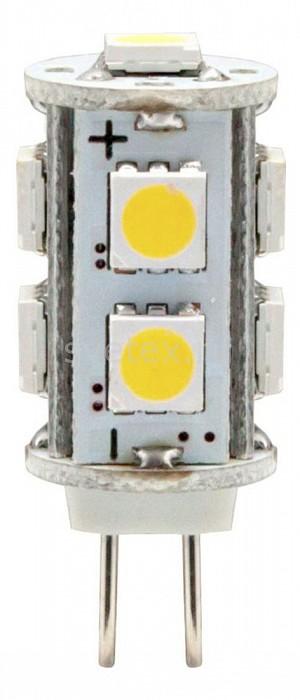 Фото Лампа светодиодная Feron G4 12В 2Вт 4000 K LB-402 25209