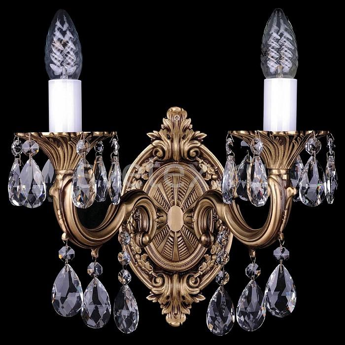 Фото Бра Bohemia Ivele Crystal 1700 1700/2/B/FP