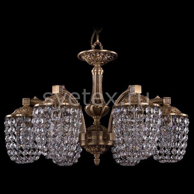 Подвесная люстра Bohemia Ivele Crystal5 или 6 ламп<br>Артикул - BI_1772_6_150_FP,Бренд - Bohemia Ivele Crystal (Чехия),Коллекция - 1772,Гарантия, месяцы - 24,Высота, мм - 310,Диаметр, мм - 520,Размер упаковки, мм - 450x450x200,Тип лампы - компактная люминесцентная [КЛЛ] ИЛИнакаливания ИЛИсветодиодная [LED],Общее кол-во ламп - 6,Напряжение питания лампы, В - 220,Максимальная мощность лампы, Вт - 40,Лампы в комплекте - отсутствуют,Цвет плафонов и подвесок - неокрашенный,Тип поверхности плафонов - прозрачный,Материал плафонов и подвесок - хрусталь,Цвет арматуры - золото французское с патиной,Тип поверхности арматуры - глянцевый, рельефный,Материал арматуры - латунь,Возможность подлючения диммера - можно, если установить лампу накаливания,Тип цоколя лампы - E14,Класс электробезопасности - I,Общая мощность, Вт - 240,Степень пылевлагозащиты, IP - 20,Диапазон рабочих температур - комнатная температура,Дополнительные параметры - способ крепления светильника к потолку - на крюке, указана высота светильника без подвеса<br>