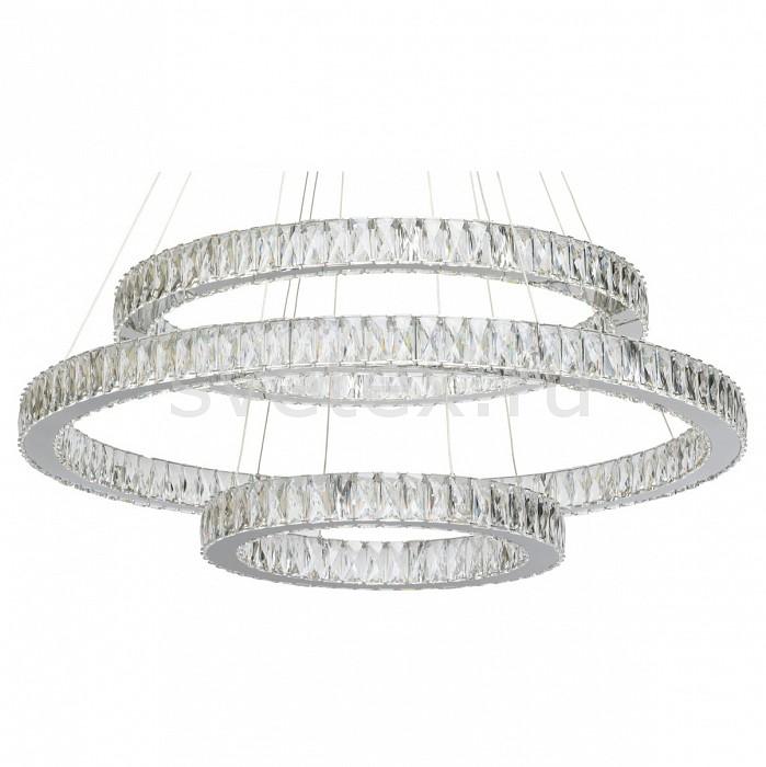 Подвесная люстра ChiaroСветодиодные<br>Артикул - CH_498012003,Бренд - Chiaro (Германия),Коллекция - Гослар,Гарантия, месяцы - 24,Высота, мм - 100-1700,Диаметр, мм - 800,Тип лампы - светодиодная [LED],Общее кол-во ламп - 184,Напряжение питания лампы, В - 220,Максимальная мощность лампы, Вт - 0.5,Цвет лампы - белый,Лампы в комплекте - светодиодные [LED],Цвет плафонов и подвесок - неокрашенный,Тип поверхности плафонов - прозрачный,Материал плафонов и подвесок - хрусталь,Цвет арматуры - хром,Тип поверхности арматуры - глянцевый,Материал арматуры - металл,Цветовая температура, K - 4000 K,Класс электробезопасности - I,Общая мощность, Вт - 92,Степень пылевлагозащиты, IP - 20,Диапазон рабочих температур - комнатная температура,Дополнительные параметры - способ крепления светильника на потолке - на крюке, регулируется по высоте<br>