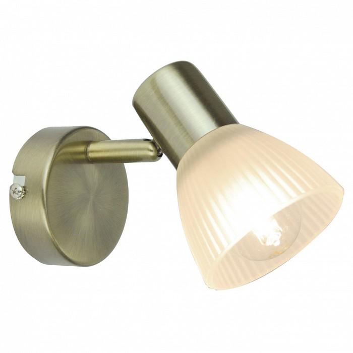 Спот Arte LampСпоты<br>Артикул - AR_A5062AP-1AB,Бренд - Arte Lamp (Италия),Коллекция - Parry,Гарантия, месяцы - 24,Длина, мм - 150,Ширина, мм - 80,Выступ, мм - 150,Тип лампы - компактная люминесцентная [КЛЛ] ИЛИнакаливания ИЛИсветодиодная [LED],Общее кол-во ламп - 1,Напряжение питания лампы, В - 220,Максимальная мощность лампы, Вт - 40,Лампы в комплекте - отсутствуют,Цвет плафонов и подвесок - белый полосатый,Тип поверхности плафонов - матовый,Материал плафонов и подвесок - стекло,Цвет арматуры - бронза античная,Тип поверхности арматуры - глянцевый,Материал арматуры - металл,Количество плафонов - 1,Возможность подлючения диммера - можно, если установить лампу накаливания,Тип цоколя лампы - E14,Класс электробезопасности - I,Степень пылевлагозащиты, IP - 20,Диапазон рабочих температур - комнатная температура,Дополнительные параметры - способ крепления светильника к стене и потолку - на монтажной пластине, повоторный светильник<br>