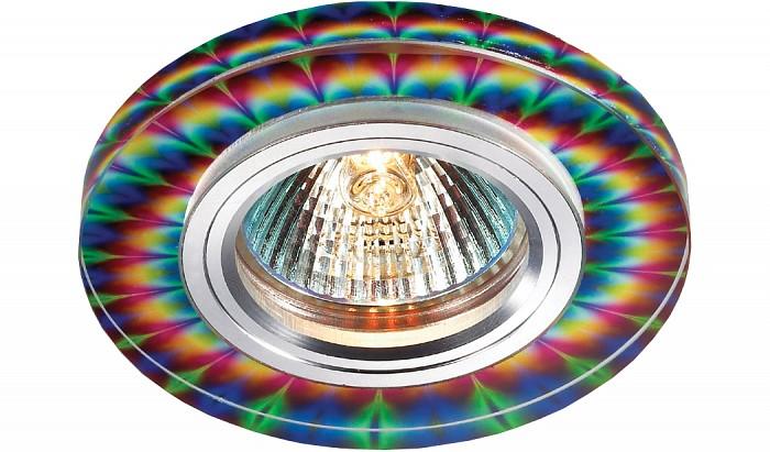 Фото Встраиваемый светильник Novotech Rainbow 369911