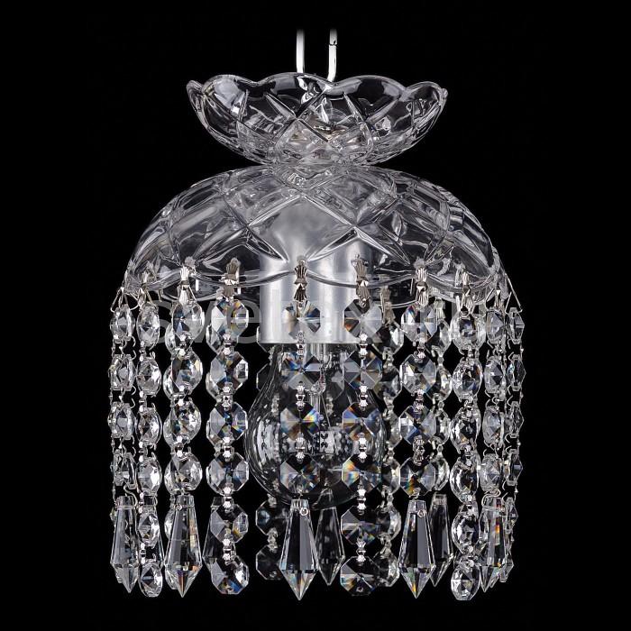 Фото Подвесной светильник Bohemia Ivele Crystal 7710 7710/15/Ni/Drops