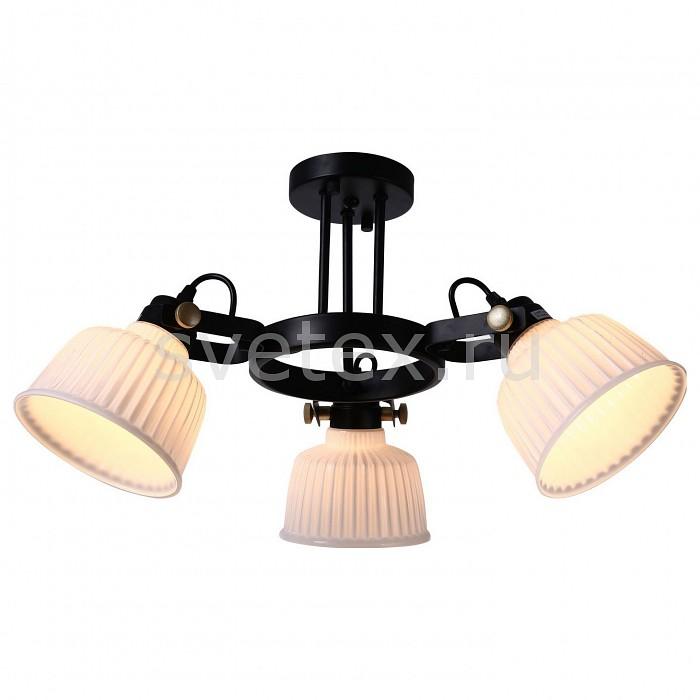 Светильник на штанге OmniluxСветодиодные<br>Артикул - OM_OML-28207-03,Бренд - Omnilux (Италия),Коллекция - OML-282,Гарантия, месяцы - 24,Высота, мм - 320,Диаметр, мм - 600,Тип лампы - компактная люминесцентная [КЛЛ] ИЛИнакаливания ИЛИсветодиодная [LED],Общее кол-во ламп - 3,Напряжение питания лампы, В - 220,Максимальная мощность лампы, Вт - 40,Лампы в комплекте - отсутствуют,Цвет плафонов и подвесок - белый,Тип поверхности плафонов - матовый, рельефный,Материал плафонов и подвесок - стекло,Цвет арматуры - черный,Тип поверхности арматуры - матовый,Материал арматуры - металл,Количество плафонов - 3,Возможность подлючения диммера - можно, если установить лампу накаливания,Тип цоколя лампы - E14,Класс электробезопасности - I,Общая мощность, Вт - 120,Степень пылевлагозащиты, IP - 20,Диапазон рабочих температур - комнатная температура,Дополнительные параметры - способ крепления светильника к потолку – на монтажной пластине,  поворотный светильник<br>