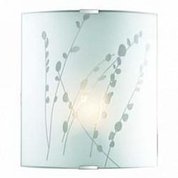 Накладной светильник SonexСветодиодные<br>Артикул - SN_1228_M,Бренд - Sonex (Россия),Коллекция - Marea,Гарантия, месяцы - 24,Размер упаковки, мм - 120x370x185,Тип лампы - компактная люминесцентная [КЛЛ] ИЛИнакаливания ИЛИсветодиодная [LED],Общее кол-во ламп - 1,Напряжение питания лампы, В - 220,Максимальная мощность лампы, Вт - 60,Лампы в комплекте - отсутствуют,Цвет плафонов и подвесок - белый с неокрашенным рисунком,Тип поверхности плафонов - матовый, прозрачный,Материал плафонов и подвесок - стекло,Цвет арматуры - никель,Тип поверхности арматуры - матовый,Материал арматуры - металл,Возможность подлючения диммера - можно, если установить лампу накаливания,Тип цоколя лампы - E27,Класс электробезопасности - I,Степень пылевлагозащиты, IP - 20,Диапазон рабочих температур - комнатная температура,Дополнительные параметры - способ крепления светильника на потолке и стене - на монтажной пластине<br>