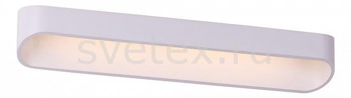 Накладной светильник ST-LuceСветодиодные<br>Артикул - SL582.101.01,Бренд - ST-Luce (Китай),Коллекция - Mensola,Гарантия, месяцы - 24,Длина, мм - 410,Ширина, мм - 65,Выступ, мм - 80,Размер упаковки, мм - 550x520x335,Тип лампы - светодиодная [LED],Общее кол-во ламп - 1,Максимальная мощность лампы, Вт - 12,Цвет лампы - белый,Лампы в комплекте - светодиодная [LED],Цвет плафонов и подвесок - белый,Тип поверхности плафонов - матовый,Материал плафонов и подвесок - металл,Цвет арматуры - белый,Тип поверхности арматуры - матовый,Материал арматуры - металл,Количество плафонов - 1,Возможность подлючения диммера - нельзя,Цветовая температура, K - 4000 K,Экономичнее лампы накаливания - в 10 раз,Класс электробезопасности - I,Напряжение питания, В - 220,Степень пылевлагозащиты, IP - 20,Диапазон рабочих температур - комнатная температура,Дополнительные параметры - способ крепления светильника на стене – на монтажной пластине, светильник предназначен для использования со скрытой проводкой<br>