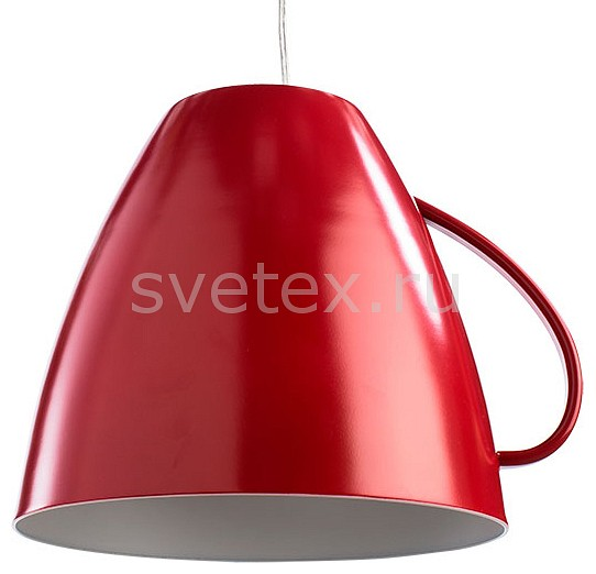 Подвесной светильник Arte LampБарные<br>Артикул - AR_A6601SP-1RD,Бренд - Arte Lamp (Италия),Коллекция - Cafeteria,Гарантия, месяцы - 24,Длина, мм - 360,Ширина, мм - 300,Высота, мм - 300-1530,Размер упаковки, мм - 310x330x340,Тип лампы - компактная люминесцентная [КЛЛ] ИЛИнакаливания ИЛИсветодиодная [LED],Общее кол-во ламп - 1,Напряжение питания лампы, В - 220,Максимальная мощность лампы, Вт - 40,Лампы в комплекте - отсутствуют,Цвет плафонов и подвесок - красный,Тип поверхности плафонов - матовый,Материал плафонов и подвесок - металл,Цвет арматуры - красный,Тип поверхности арматуры - матовый,Материал арматуры - металл,Количество плафонов - 1,Возможность подлючения диммера - можно, если установить лампу накаливания,Тип цоколя лампы - E27,Класс электробезопасности - I,Степень пылевлагозащиты, IP - 20,Диапазон рабочих температур - комнатная температура<br>