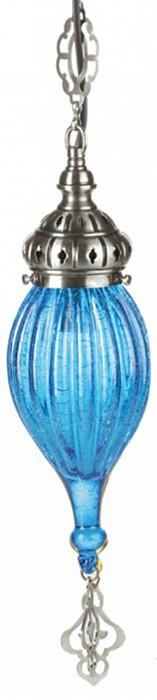 Подвесной светильник Kink LightСветодиодные<br>Артикул - KL_102102ST.05,Бренд - Kink Light (Китай),Коллекция - Алладин,Гарантия, месяцы - 12,Высота, мм - 800,Диаметр, мм - 100,Тип лампы - компактная люминесцентная [КЛЛ] ИЛИнакаливания ИЛИсветодиодная [LED],Общее кол-во ламп - 1,Напряжение питания лампы, В - 220,Максимальная мощность лампы, Вт - 40,Лампы в комплекте - отсутствуют,Цвет плафонов и подвесок - бирюзовый,Тип поверхности плафонов - прозрачный, рельефный,Материал плафонов и подвесок - стекло,Цвет арматуры - бронза,Тип поверхности арматуры - глянцевый,Материал арматуры - металл,Количество плафонов - 1,Возможность подлючения диммера - можно, если установить лампу накаливания,Тип цоколя лампы - E14,Класс электробезопасности - I,Степень пылевлагозащиты, IP - 20,Диапазон рабочих температур - комнатная температура<br>