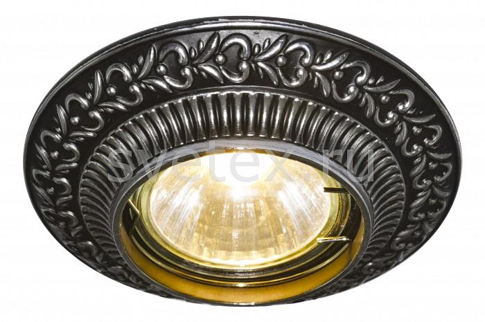 Фото Встраиваемый светильник Arte Lamp Occhio A5280PL-1SB
