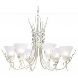 Подвесная люстра Arte Lamp5 или 6 ламп<br>Артикул - AR_A4111LM-6WA,Бренд - Arte Lamp (Италия),Коллекция - Brushwood,Гарантия, месяцы - 24,Высота, мм - 580-1080,Диаметр, мм - 800,Тип лампы - компактная люминесцентная [КЛЛ] ИЛИнакаливания ИЛИсветодиодная [LED],Общее кол-во ламп - 6,Напряжение питания лампы, В - 220,Максимальная мощность лампы, Вт - 60,Лампы в комплекте - отсутствуют,Цвет плафонов и подвесок - белый,Тип поверхности плафонов - матовый,Материал плафонов и подвесок - стекло,Цвет арматуры - белый античный,Тип поверхности арматуры - матовый,Материал арматуры - металл,Возможность подлючения диммера - можно, если установить лампу накаливания,Тип цоколя лампы - E27,Класс электробезопасности - I,Общая мощность, Вт - 360,Степень пылевлагозащиты, IP - 20,Диапазон рабочих температур - комнатная температура<br>