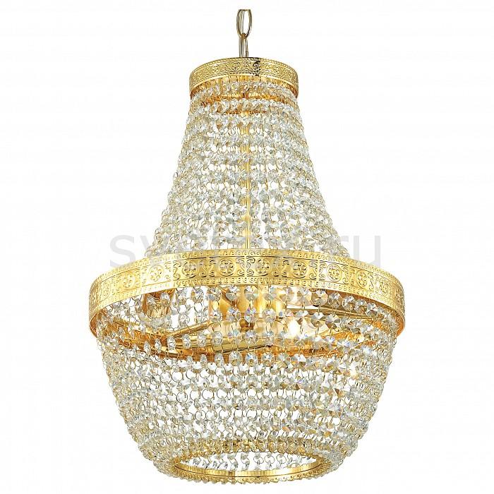 Подвесная люстра FavouriteНе более 4 ламп<br>Артикул - FV_1914-3P,Бренд - Favourite (Германия),Коллекция - Premio,Гарантия, месяцы - 24,Высота, мм - 470-1470,Диаметр, мм - 320,Тип лампы - компактная люминесцентная [КЛЛ] ИЛИнакаливания ИЛИсветодиодная [LED],Общее кол-во ламп - 3,Напряжение питания лампы, В - 220,Максимальная мощность лампы, Вт - 40,Лампы в комплекте - отсутствуют,Цвет плафонов и подвесок - неокрашенный,Тип поверхности плафонов - прозрачный,Материал плафонов и подвесок - хрусталь,Цвет арматуры - золото,Тип поверхности арматуры - глянцевый,Материал арматуры - металл,Возможность подлючения диммера - можно, если установить лампу накаливания,Тип цоколя лампы - E14,Класс электробезопасности - I,Общая мощность, Вт - 120,Степень пылевлагозащиты, IP - 20,Диапазон рабочих температур - комнатная температура,Дополнительные параметры - способ крепления светильника к потолку - на монтажной пластине, регулируется по высоте<br>
