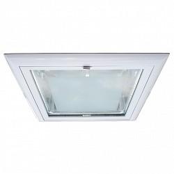 Встраиваемый светильник Arte LampКвадратные<br>Артикул - AR_A8044PL-2WH,Бренд - Arte Lamp (Италия),Коллекция - Technika,Гарантия, месяцы - 24,Время изготовления, дней - 1,Размер упаковки, мм - 250x130x240,Тип лампы - компактная люминесцентная [КЛЛ],Общее кол-во ламп - 2,Напряжение питания лампы, В - 220,Максимальная мощность лампы, Вт - 26,Лампы в комплекте - компактные люминесцентные [КЛЛ] E27,Цвет плафонов и подвесок - неокрашенный,Тип поверхности плафонов - прозрачный,Материал плафонов и подвесок - стекло,Цвет арматуры - белый,Тип поверхности арматуры - матовый,Материал арматуры - дюралюминий,Форма и тип колбы - витая трубка,Тип цоколя лампы - E27,Класс электробезопасности - I,Общая мощность, Вт - 52,Степень пылевлагозащиты, IP - 23,Диапазон рабочих температур - комнатная температура<br>