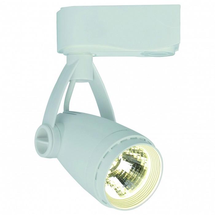 Светильник на штанге Arte LampТочечные светильники<br>Артикул - AR_A5910PL-1WH,Бренд - Arte Lamp (Италия),Коллекция - Track lights,Гарантия, месяцы - 24,Длина, мм - 100,Ширина, мм - 60,Выступ, мм - 143,Тип лампы - светодиодная [LED],Общее кол-во ламп - 1,Максимальная мощность лампы, Вт - 10,Цвет лампы - белый,Лампы в комплекте - светодиодная [LED],Цвет плафонов и подвесок - белый,Тип поверхности плафонов - матовый,Материал плафонов и подвесок - металл,Цвет арматуры - белый,Тип поверхности арматуры - матовый,Материал арматуры - металл,Количество плафонов - 1,Цветовая температура, K - 4000 K,Световой поток, лм - 700,Экономичнее лампы накаливания - в 6.4 раза,Светоотдача, лм/Вт - 70,Класс электробезопасности - I,Напряжение питания, В - 220,Степень пылевлагозащиты, IP - 20,Диапазон рабочих температур - комнатная температура,Дополнительные параметры - поворотный светильник<br>