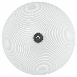 Накладной светильник IDLampКруглые<br>Артикул - ID_354_35PF-LEDWhitechrome,Бренд - IDLamp (Италия),Коллекция - 354,Высота, мм - 180,Диаметр, мм - 450,Тип лампы - светодиодная [LED],Общее кол-во ламп - 1,Напряжение питания лампы, В - 220,Максимальная мощность лампы, Вт - 36,Лампы в комплекте - светодиодная [LED],Цвет плафонов и подвесок - белый полосатый,Тип поверхности плафонов - матовый, рельефный,Материал плафонов и подвесок - стекло,Цвет арматуры - хром,Тип поверхности арматуры - глянцевый,Материал арматуры - металл,Возможность подлючения диммера - нельзя,Класс электробезопасности - I,Степень пылевлагозащиты, IP - 20,Диапазон рабочих температур - комнатная температура,Дополнительные параметры - способ крепления светильника к потолку – на монтажной пластине<br>