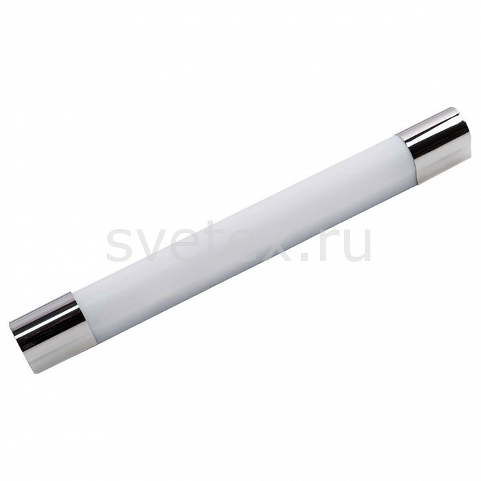 Накладной светильник MW-LightСветодиодные<br>Артикул - MW_509022801,Бренд - MW-Light (Германия),Коллекция - Аква,Гарантия, месяцы - 24,Длина, мм - 600,Ширина, мм - 60,Выступ, мм - 70,Тип лампы - люминесцентная ИЛИсветодиодная [LED],Общее кол-во ламп - 1,Напряжение питания лампы, В - 220,Максимальная мощность лампы, Вт - 24,Лампы в комплекте - отсутствуют,Цвет плафонов и подвесок - белый,Тип поверхности плафонов - матовый,Материал плафонов и подвесок - акрил,Цвет арматуры - хром,Тип поверхности арматуры - матовый,Материал арматуры - металл,Количество плафонов - 1,Форма и тип колбы - двухцокольная цилиндрическая,Тип цоколя лампы - G5,Экономичнее лампы накаливания - в 7 раз,Класс электробезопасности - I,Степень пылевлагозащиты, IP - 44,Диапазон рабочих температур - от -40^C до +60^C,Дополнительные параметры - светильник предназначен для использования со скрытой проводкой<br>